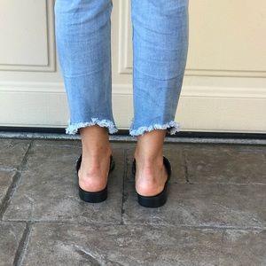 a9cb824fecbf Free People Shoes - Lola Flatform Studded Mule Sandal